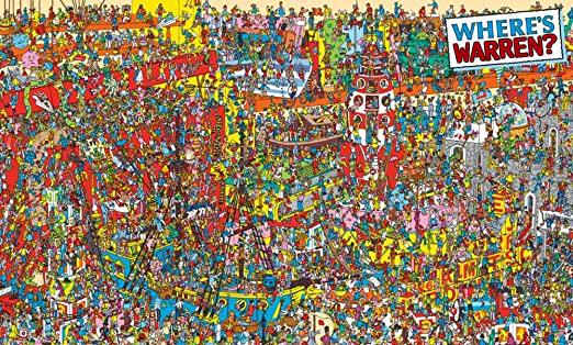 Where's Kevin Warren?